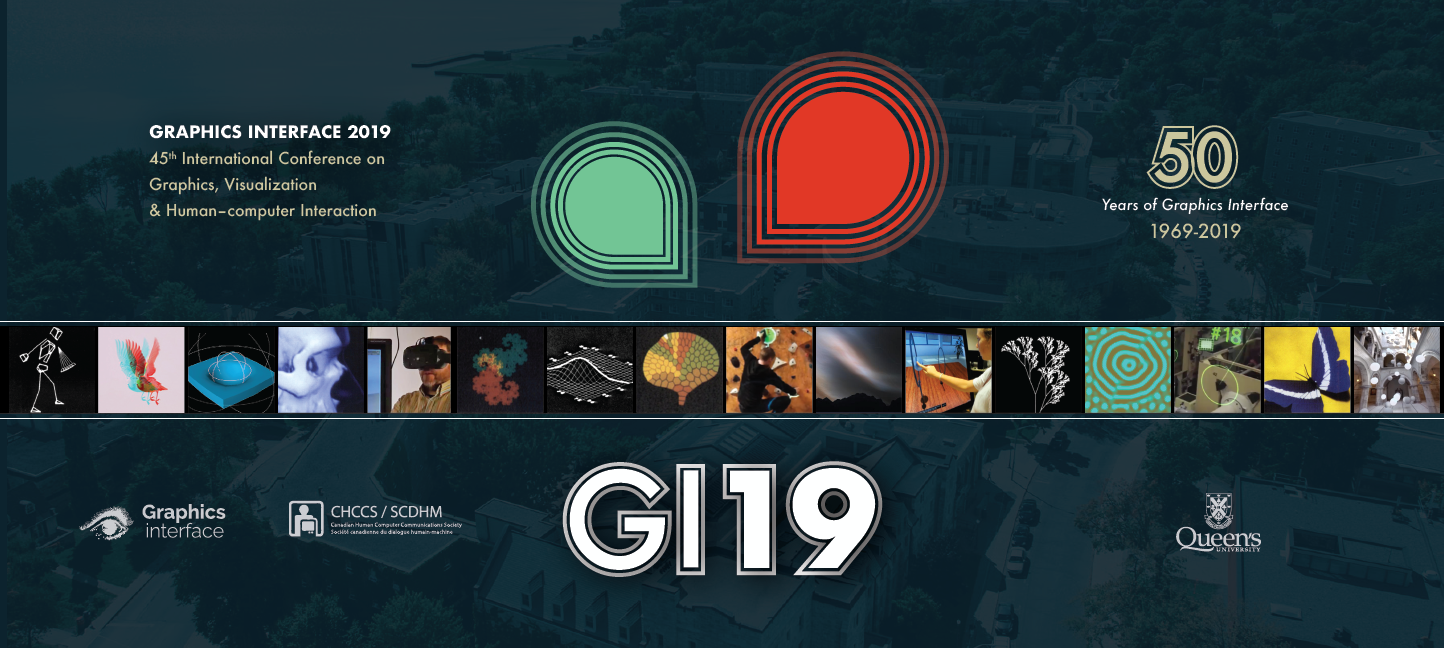 Graphics Interface 2019 (GI 19)   Conference May 28-31