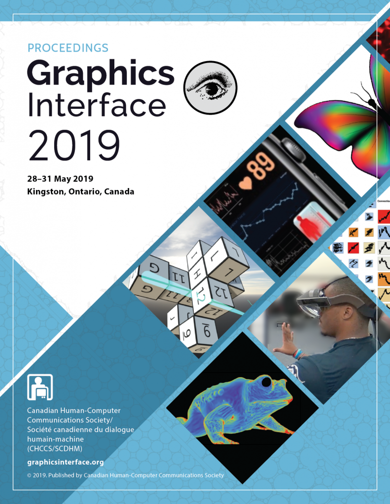 Proceedings of Graphics Interface 2019